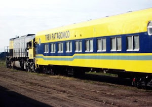 TREN PATAGONICO...
