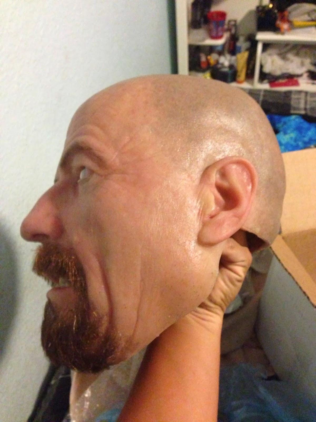 BREAKING BAD : BREAKING BAD - Walter White Mask ' #3 (2013)