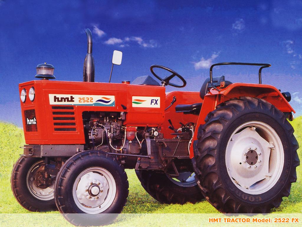 Tractorate Hmt 2522 Fx