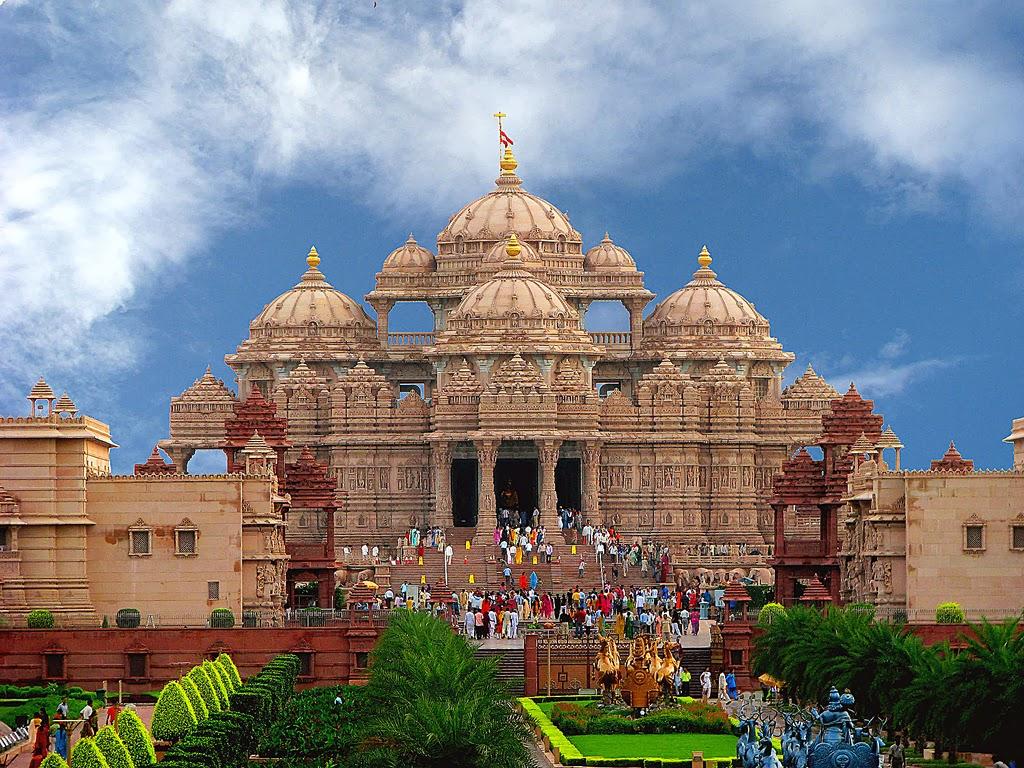 Akshardham Temple, Gujarat