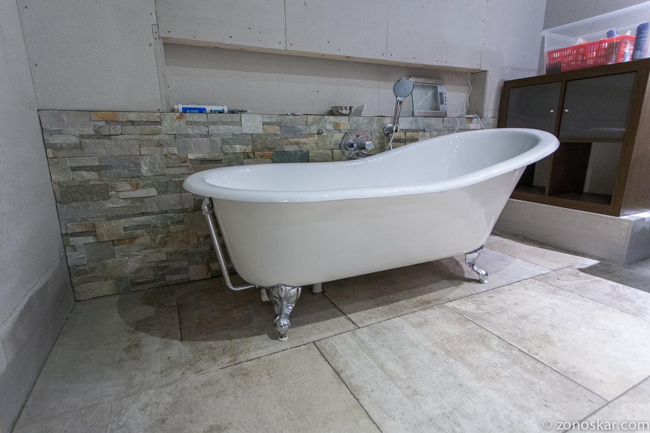 Bad Op Pootjes : Vrijstaande baden van waardig acryl prijsbest