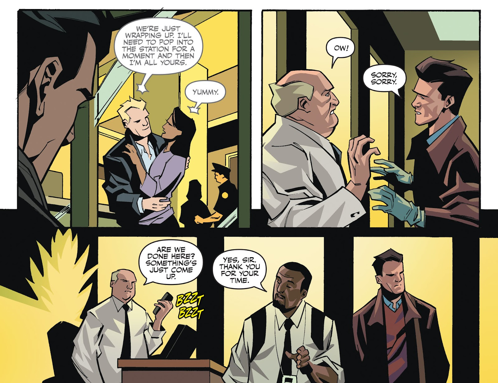 The Flash: Season Zero [I] Issue #2 #2 - English 16