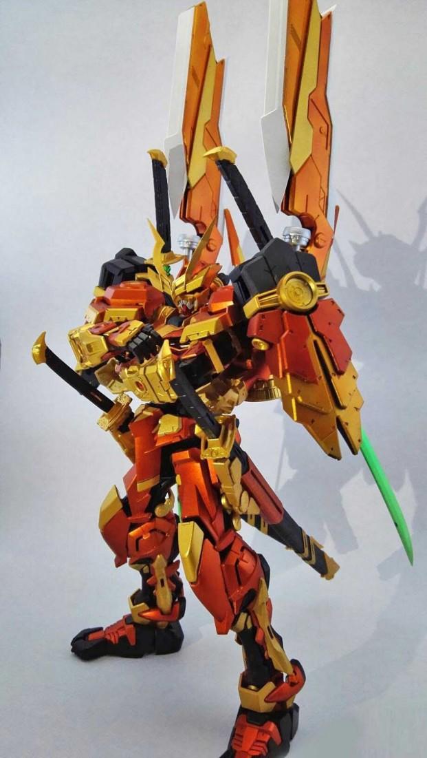 Custom Build: MG 1/100...