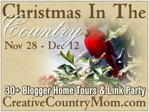Christmas in the Country Link Party and Home Tours