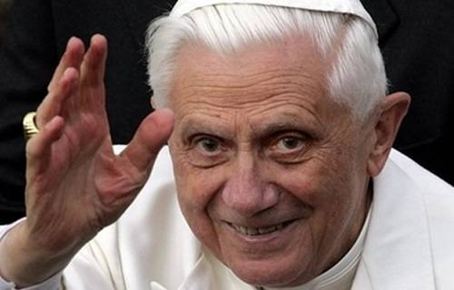 papa benedicto