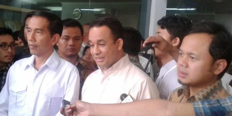 """Bagi Jokowi, Terpilih Jadi Gubernur adalah """"Kecelakaan"""""""