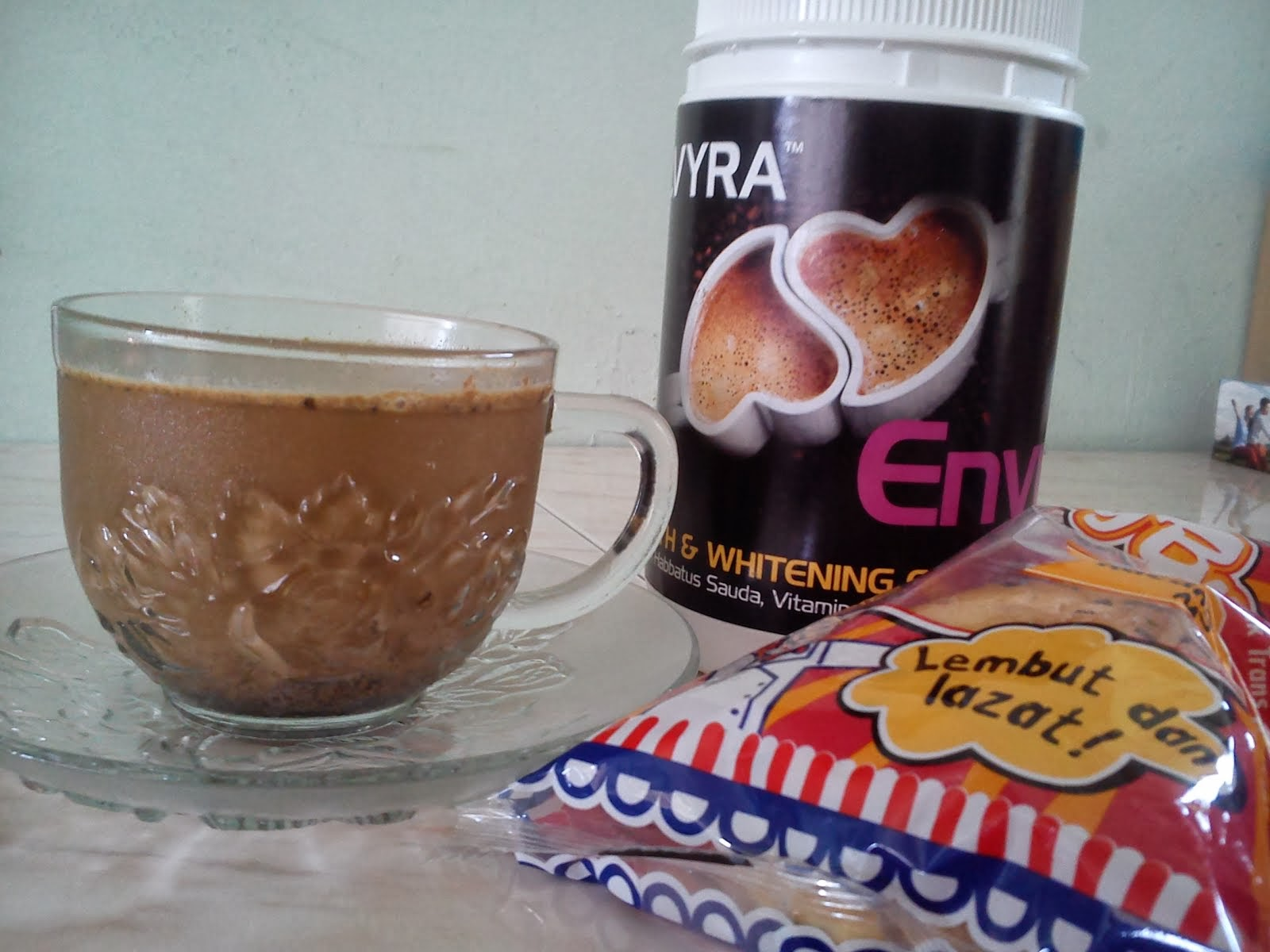 Elvyra Envy Coffee