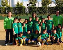 EQUIPO BENJAMÍN TEMPORADA 2009/2010