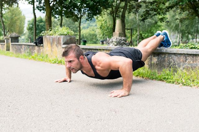 BodyWeights exercises