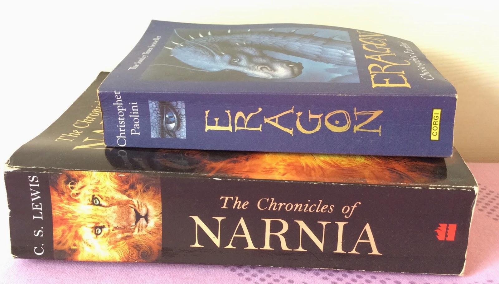 Chronicles of Narnia, Eragon