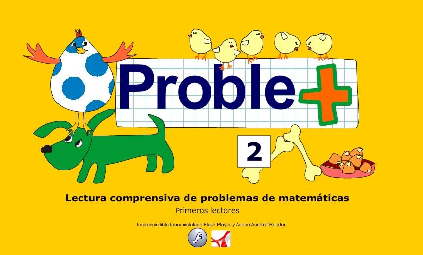 LECTURA COMPRENSIVA DE PROBLEMAS DE MATEMÁTICAS