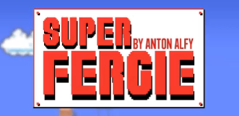 Super Fergy - by Bucks undergraduate Anton Alfimenko