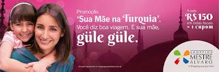 Promoção Dia das Mães Shopping Mestre Álvaro.