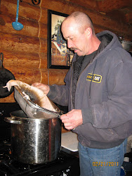 Straining the Syrup