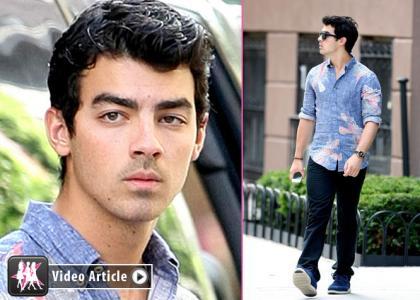 Joe Jonas Releases Promo Video for New CW Series: Watch Now! » Gossip