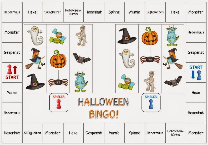 Bingo (Spiel) in der Grundschule - Deutsch - Unterrichtsmaterial ...