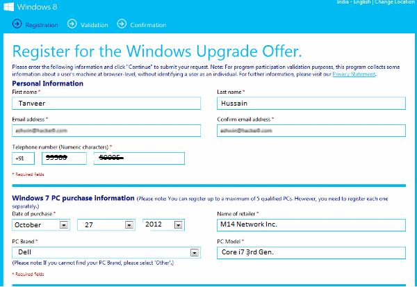 Windows 7 professional discount coupon