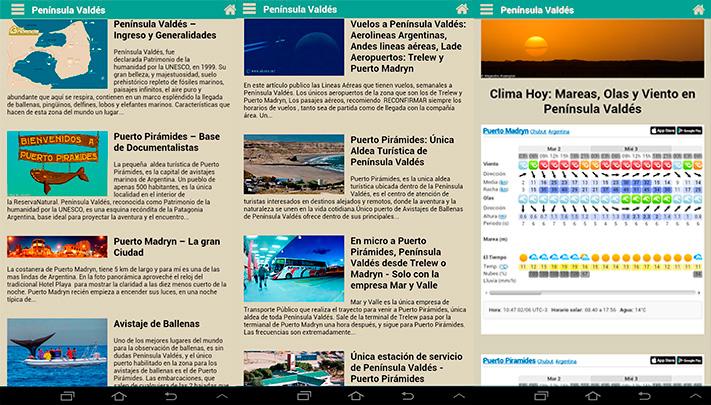 APP Traveler's Guide to Valdes Peninsula