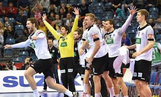 BALONMANO (Europeo 2016) - Alemania vuelve a una final tras la prórroga contra Noruega