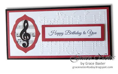 pop-up piano keys, birthday card front, by Grace Baxter