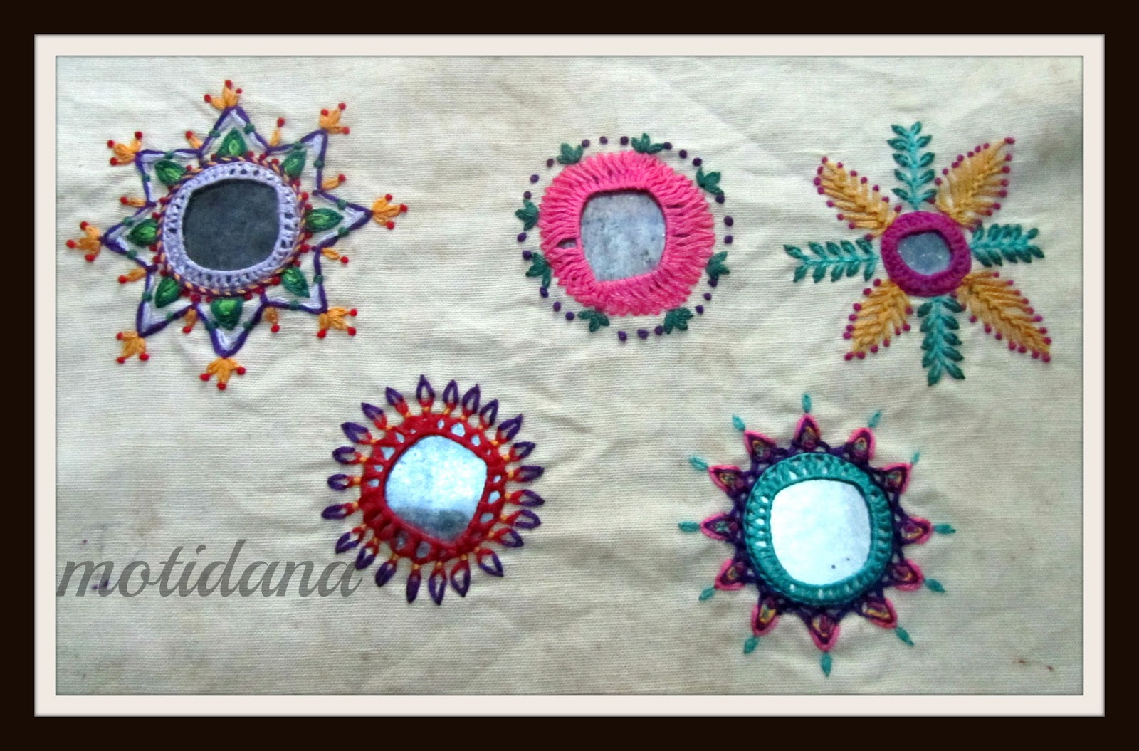 Art in beads and threads the beauty