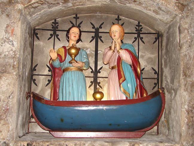 Santas Marías de la Mar