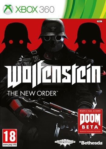 Wolfenstein The New Order XBOX 360 Español Region Free