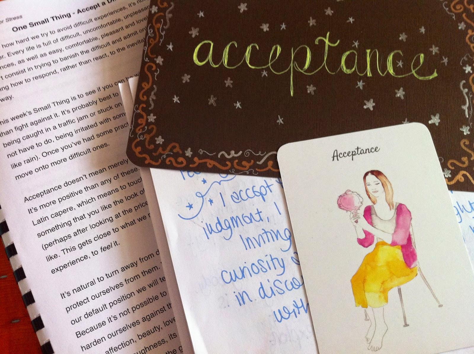 Acceptance images