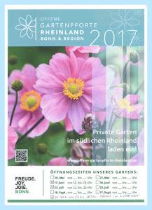 Offene Gartenpforte 2017