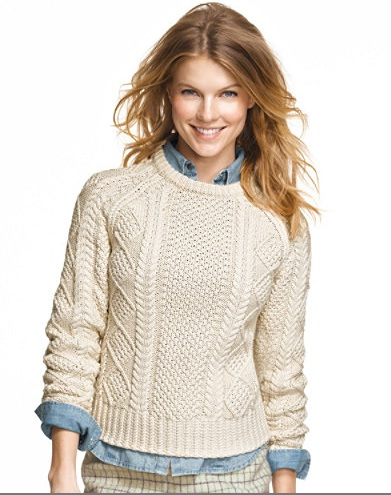 A History Of Architecture Wishlist No 1 Cable Knit Sweater In