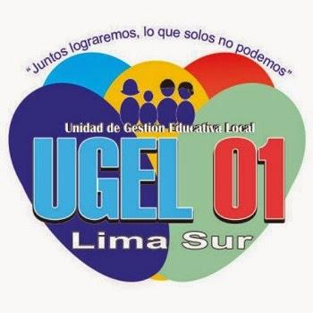 Logo Unidad de Gestión Educativa Local 01
