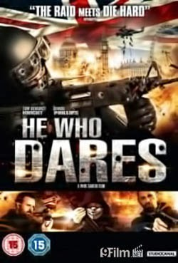 He Who Dares 2014 poster