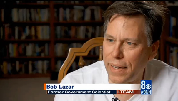 George Knapp Interviews Bob Lazar 25 Years After His 1st Historic Interview