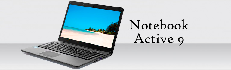 Drivers Notebook Active 9