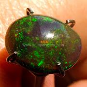Batu Permata Black opal Kalimaya - SP735