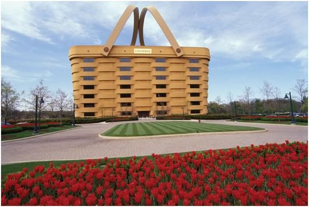 Longaberger Basket Building (Newyork, USA)