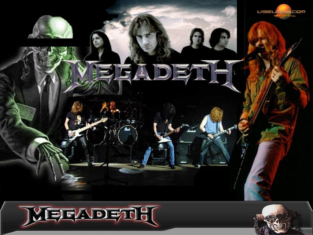 Megadeth megadeath