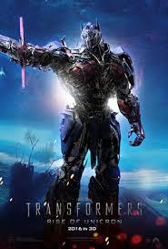 Transformers: El último caballero (2017)  [TS-HQ] [Latino] [MG+]