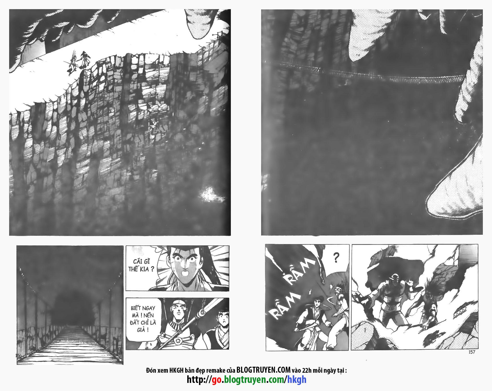 Hiệp Khách Giang Hồ chap 130 page 5 - IZTruyenTranh.com