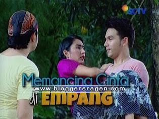 Memancing Cinta Di Empang FTV