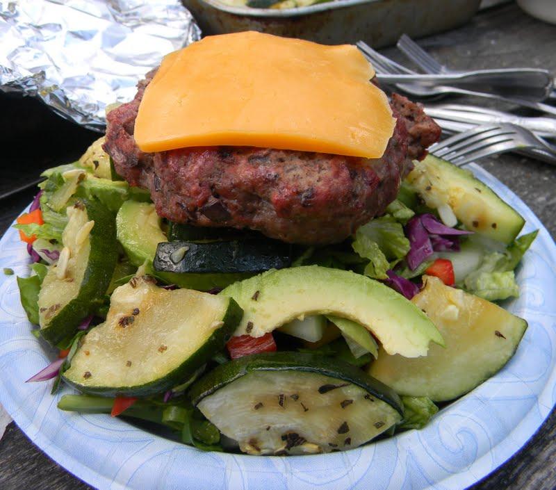 Caveman Cuisine: Cheeseburger Salad | Tony Fed