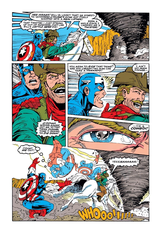 Captain America (1968) Issue #383 #316 - English 11