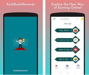 Most Useful App of the Month - KashBucksRewards