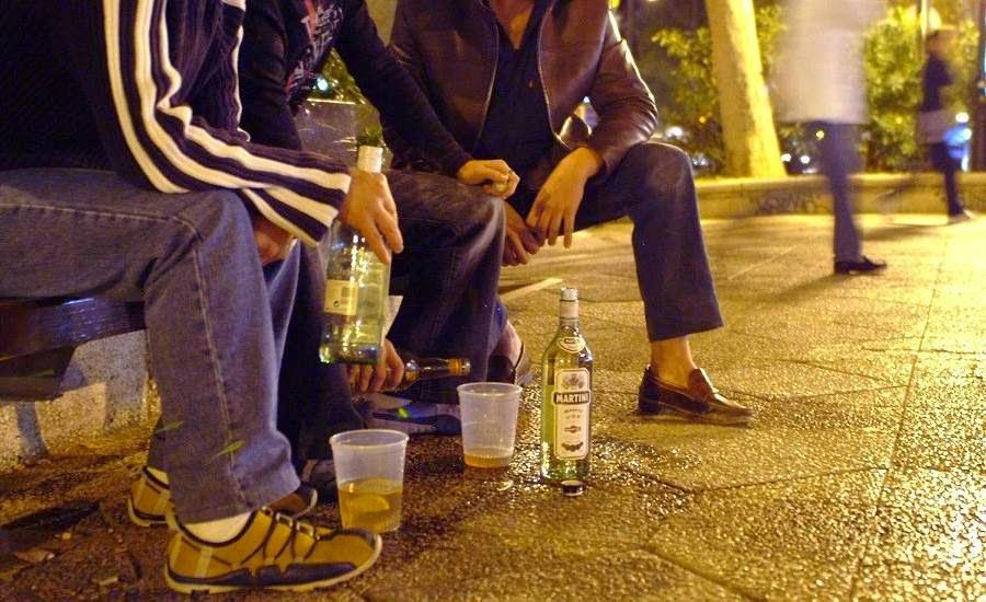 La drunkorexia entre los jóvenes