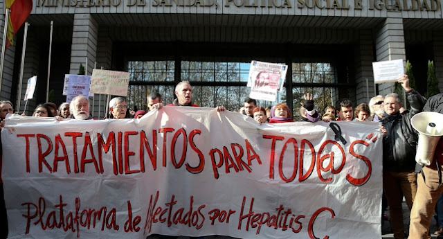 Afectados por Hepatitis C: Turismo sanitario de españoles a Egipto
