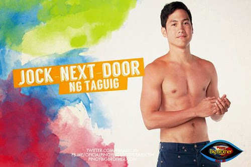 2014 PBB Housemate Axel Torres