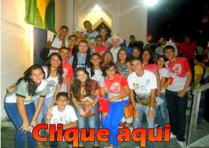 15.07.2013 - Abertura da Semana Missionária - Currais Novos-RN
