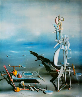 Indefinida divisibilidad - Yves Tanguy