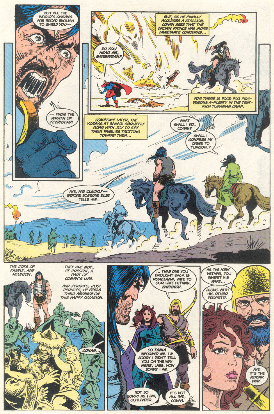 Conan the Barbarian (1970) Issue #275 #287 - English 48