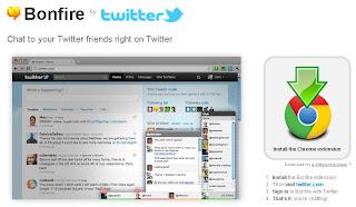 chat di Twitter